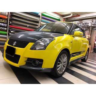 Suzuki Swift Sport Auto 1.6