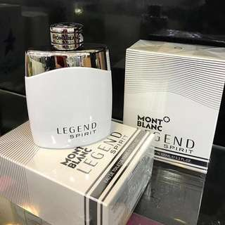 Parfume Mont Blanc Legend Spirit 100mL (segel)