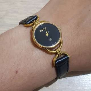 Vintage Gucci Watch Original (strap ganti)