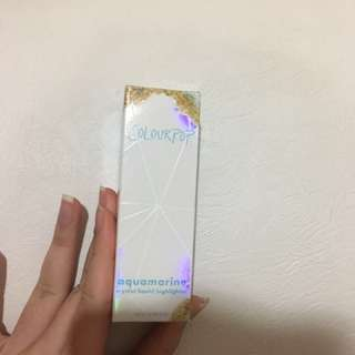 Colorpop liquid highlighter - Aquamarine