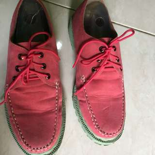 Galdy shoes pantofel pink