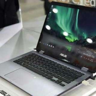 Laptop Asus Vivobook TP410UR Bisa Cicilan
