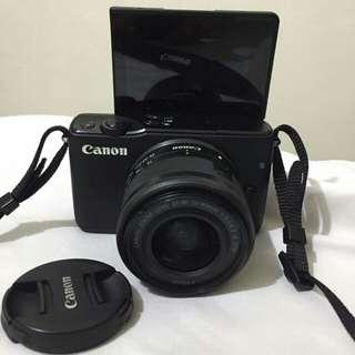 Complete Canon EOS M10