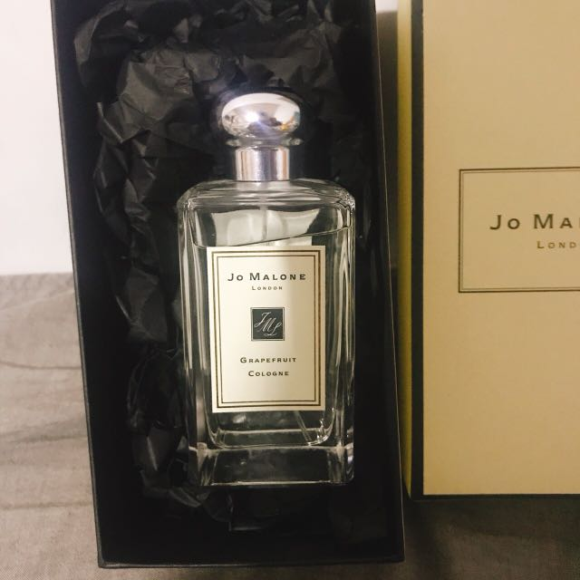 100% 真品 jo malone Grapefruit Cologne 葡萄柚古龍水