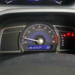 Hinda Civic FD 2.0A SG