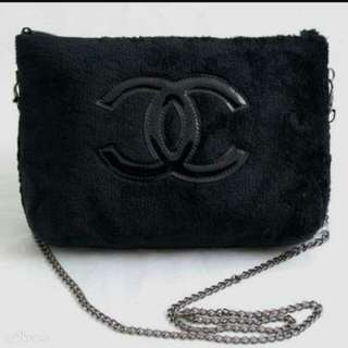 New Chanel VIP Precision cross body chain bag