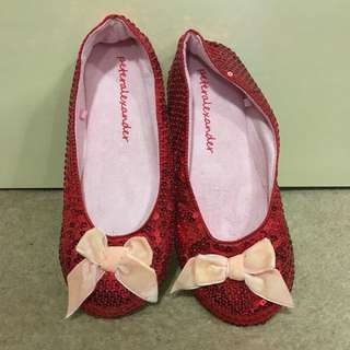 Peter Alexander Ruby Slippers