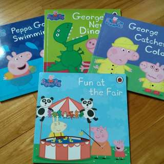 Peppa pig book series