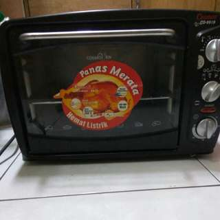 Jual oven listrik cosmos co-9919