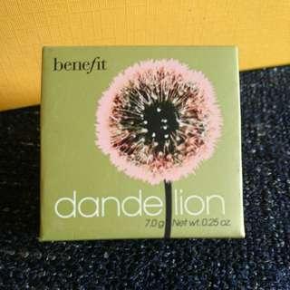 Benefit Dandelion