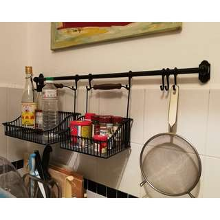 IKEA Kitchen Organizer(Short 80cm)
