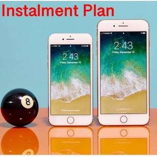 Instalment iPhone 8 8+ Apple