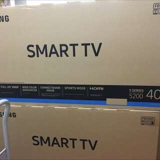 Samsung Smart TV 5200 40""