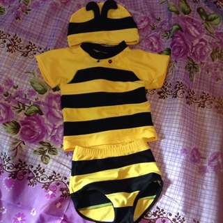 Bumble bee set (used once)