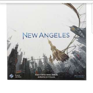 New Angeles Brand New Board Game