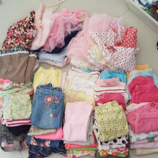 For 2-3 yrs old. 30 items for $45, 60 items for $80.pm to Fast deal