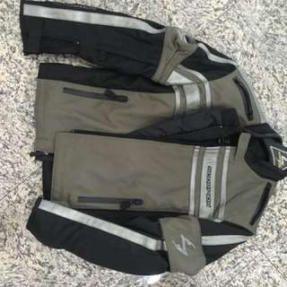 Scorpion strike jacket