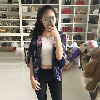 COTTON ON flowery outer