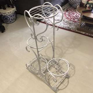 Planting pot stand