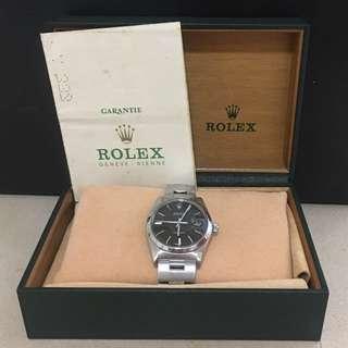 Pre-owned Rolex OysterDate Precision Ref. 6694