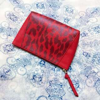 BN clutch / travel / makeup pouch / bag, Christmas gift