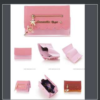 Samantha Vega Cardcaptor Sakura Mini Wallet