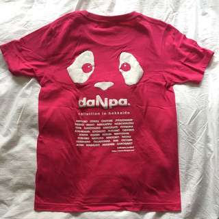 Danpa Hokkaido Shirt Pink