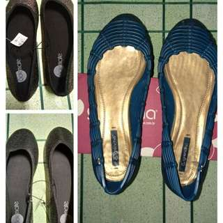 Bundle Flat Shoes