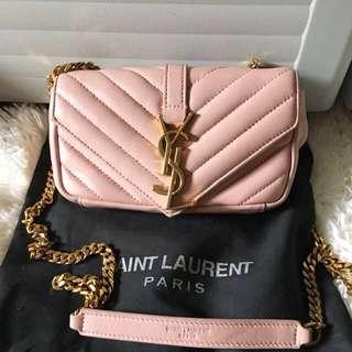 Saint Laurent Baby Monogram Bag