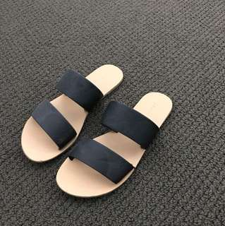 Black Billini Sandals size 6