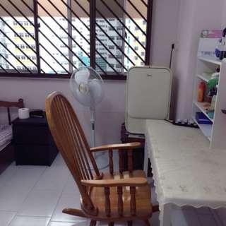 Pioneer area single room