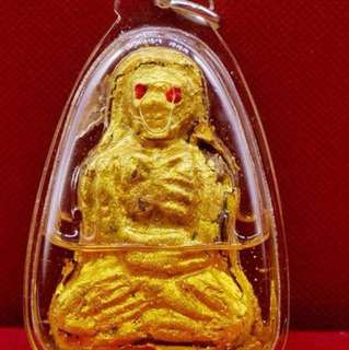 Mystic Phra Kasip in Oil for Charm, Luck and Money