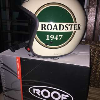 Roof Roadster Helmet