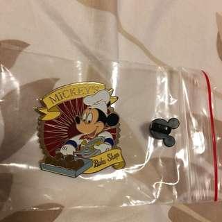迪士尼米奇老鼠 Mickey Mouse Pin