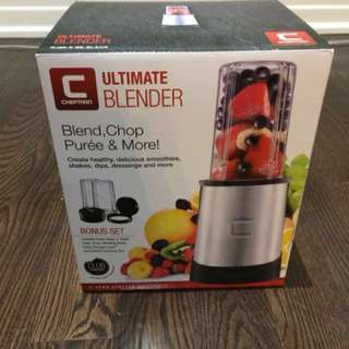 Chefman Ultimate Personal Blender set (brand new) for sale or trade!