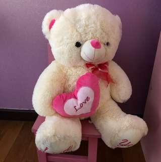 Love Bear Plushie