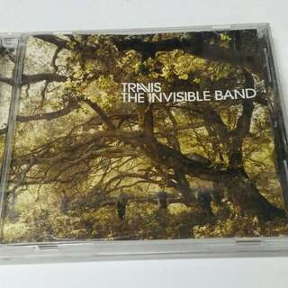 CD: Travis The Invisible Band
