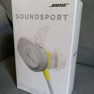 耳筒 Bose SoundSport Wireless Headphones