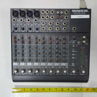 Mackie 1202-VLZ 12 Channel Mic/Line mixer
