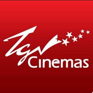 TGV Movie Voucher - Last 1 ticket available