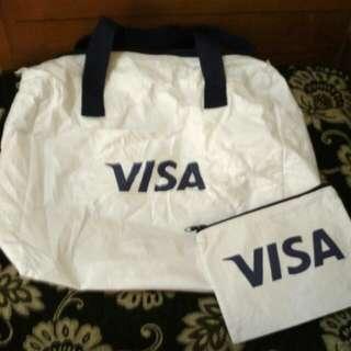 Tas dan Pouch Visa