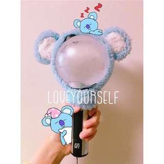 BTS BT21 Koya Army Bomb Cover