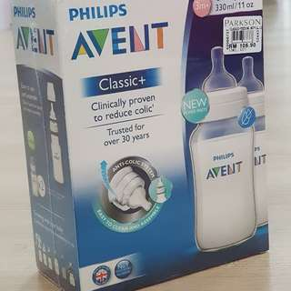 Avent Classic+ Bottles