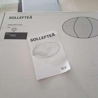 IKEA Solleftea ceiling light