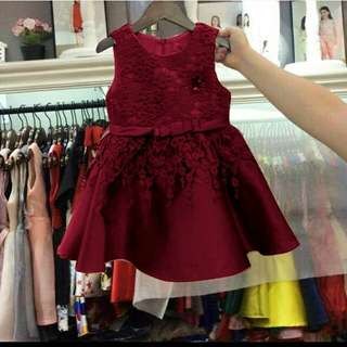 DRES KID CARISTA( REAL PICT)