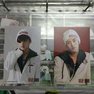 NCT 127 Winwin Cherry Bomb Photoset