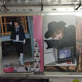 NCT 127 Mark Cherry Bomb Photoset