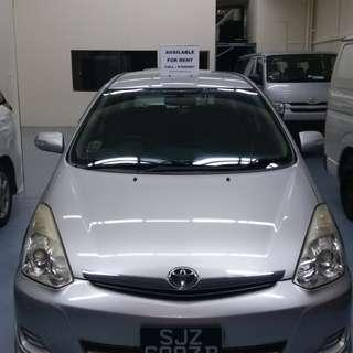 Toyota Wish 1.8L Auto