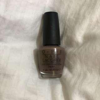 OPI Nail Lacquer - You don't know Jacques!