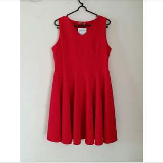 Red Dress brand ADA woman